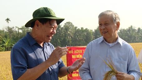 """XÂY DỰNG NỀN NÔNG NGHIỆP """"LƯƠNG THIỆN"""" Kỳ cuối: Cuộc cách mạng cho nền nông nghiệp sạch"""
